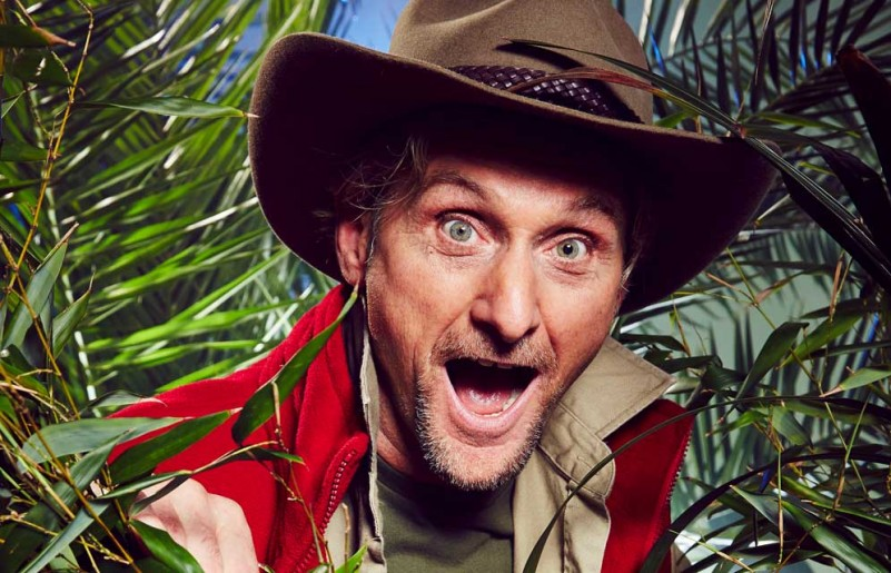 Carl Fogarty | I'm A Celebrity... Get Me Out Of Here! | # ...