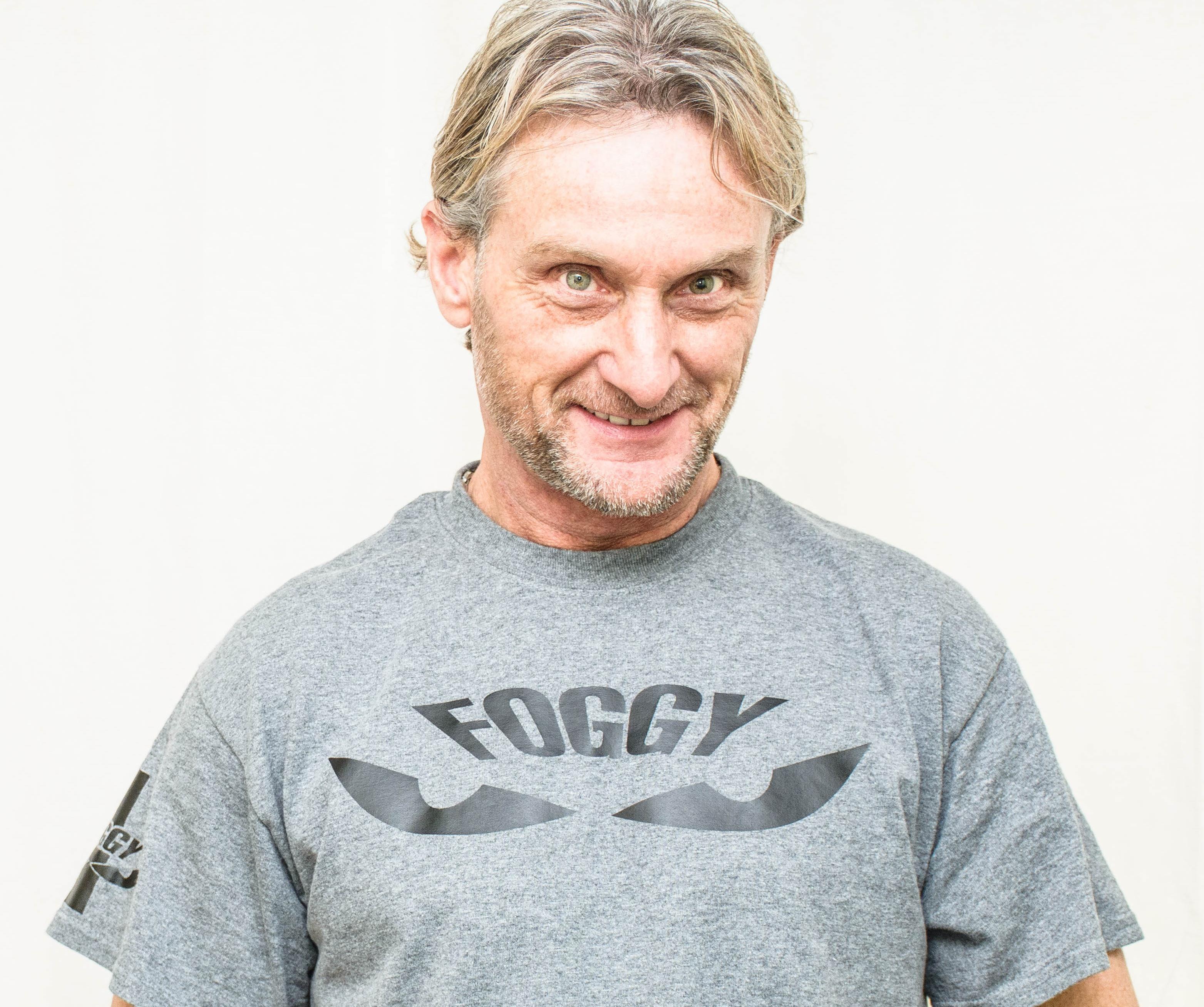 ea4f87161d94 Foggy T-shirts – Men | Carl Fogarty